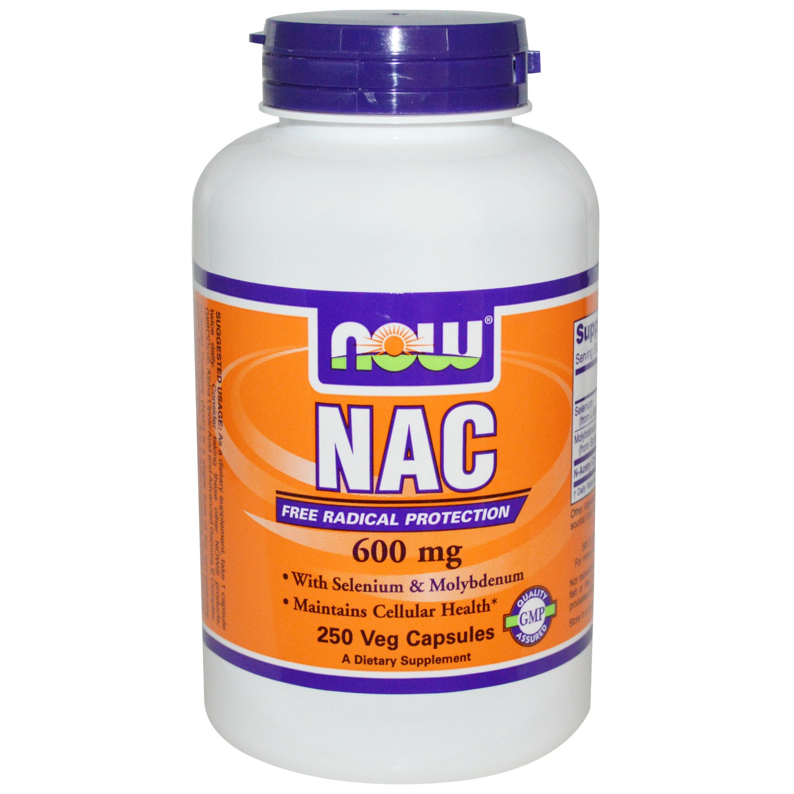 What is nac good for