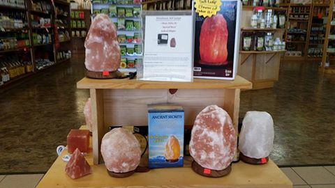 What a Salt Lamp can do for you