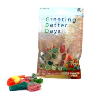 CBD-Edible-Variety-Gummies 300mg