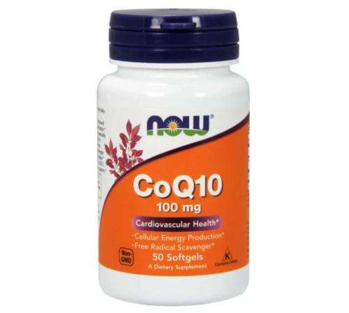 NOW-CoQ10-100mg-50-softgels