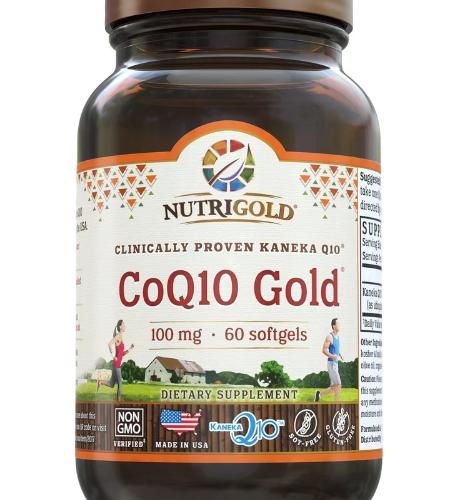Nutrigold-CoQ10-100mg-60-softgels
