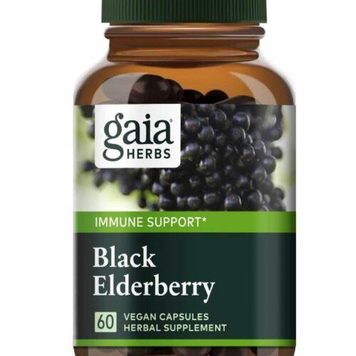 Gaia-Herbs-Black-Elderberry-60-capsules