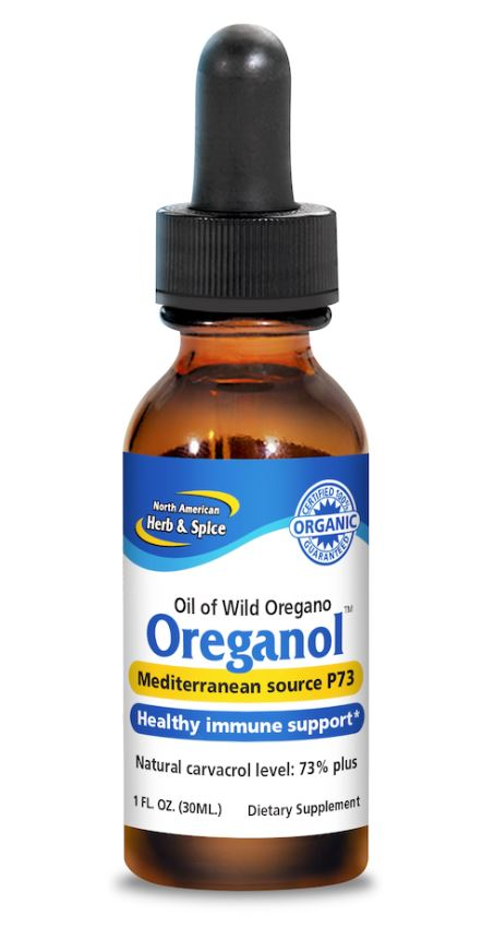 North American Herb Spice Oreganol 1 Fl Oz Rebekah S Health And Nutrition