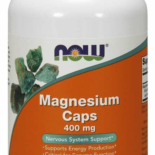 Magnesium-Caps