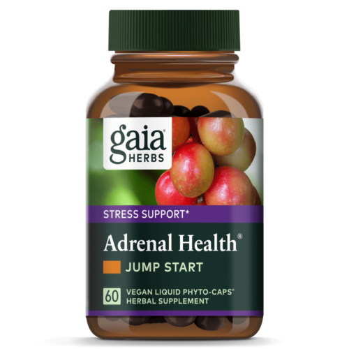 Gaia-Herbs-Adrenal-Health-Jump-Start-60capsules