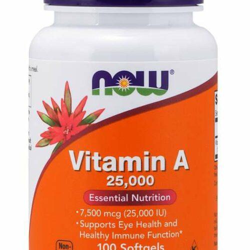 Now-Vitamin-A-100-Softgels