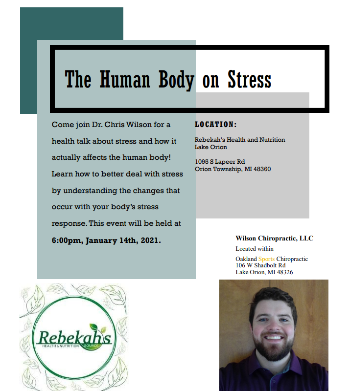 The-Human-Body-on-Stress-Event-Dr-Chris-Wilson