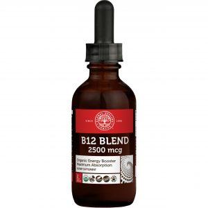 Global-Healing-B12 Blend-2500mcg