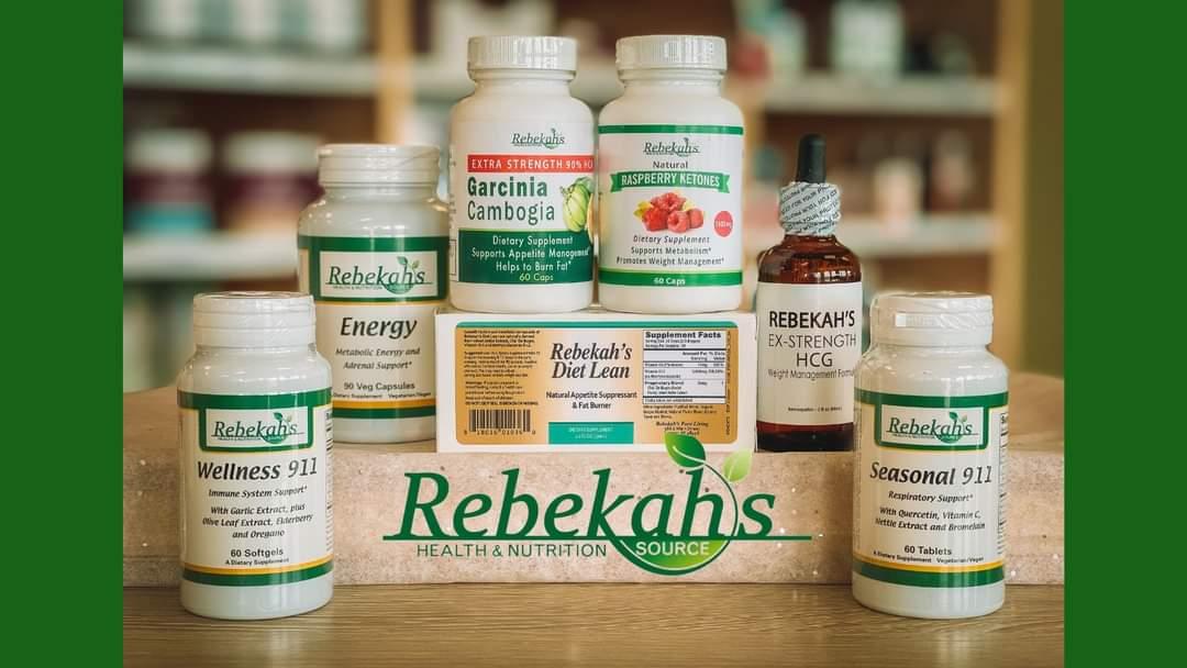 product, wellness 911, energy, garcinia cabogia, raspberry ketones, ex-strength, HCG, seasonal 911, Rebekah's Health & Nutrition